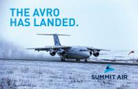 Summit Air | The AVRO Spec Sheet