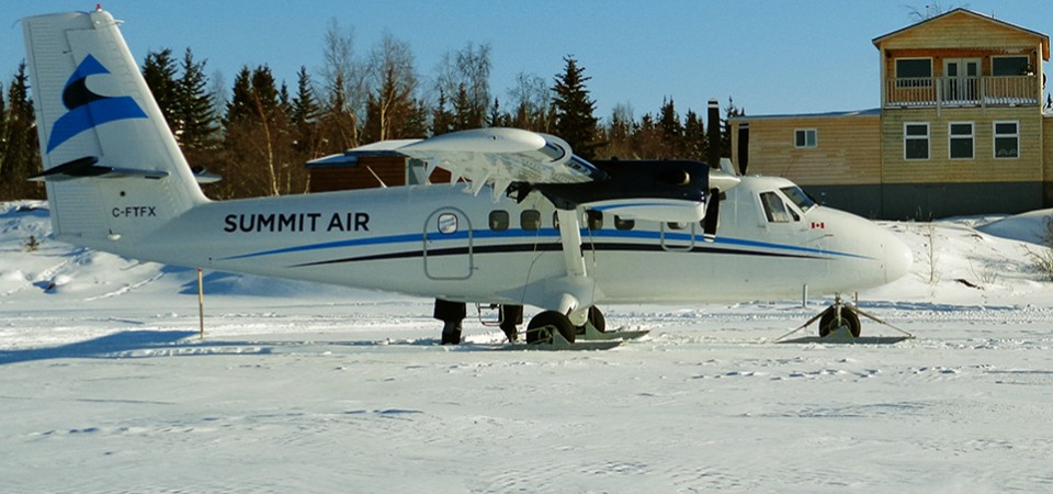 Twin Otter | Summit Air
