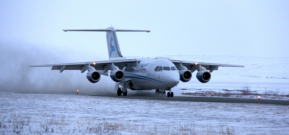 AVRO RJ85 | Summit Air