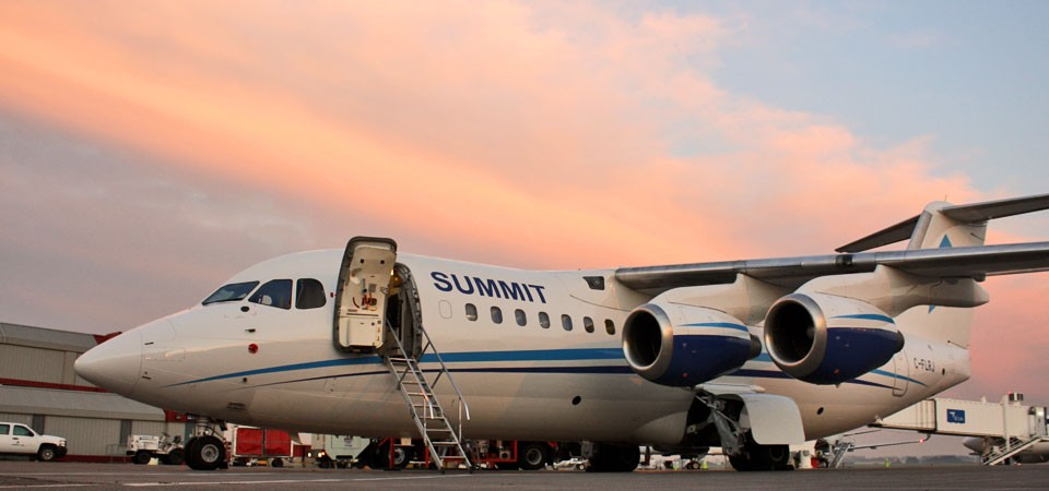 Summit Air | Passenger Carrier | Canadian North