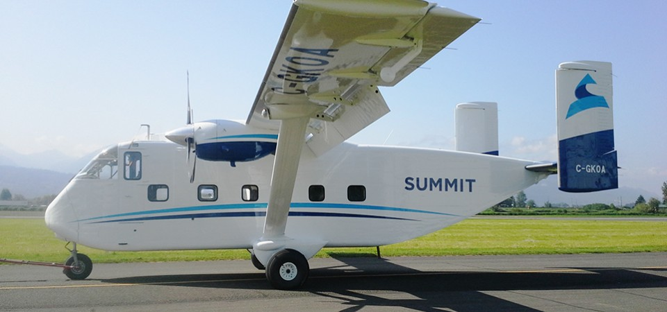 Skyvan | Services | Summit Air