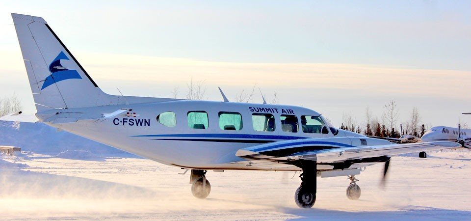 Fleet - PA 31 Piper Navajo | Summit Air