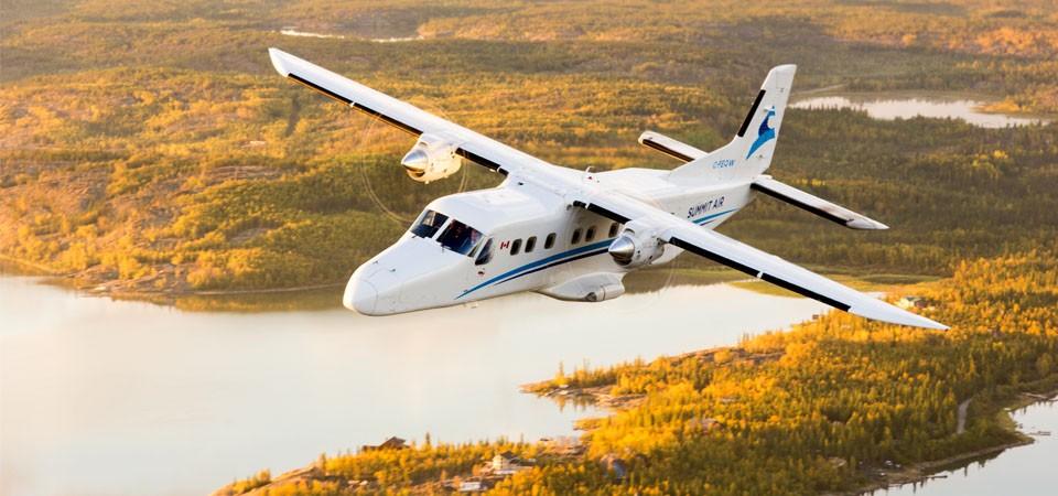 Summit Air   Dornier 228   Safety