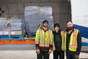 Summit Air | Large Cargo Door ATR 72 Freighter