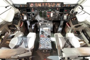 Summit Air Flight Deck RJ | Calgary
