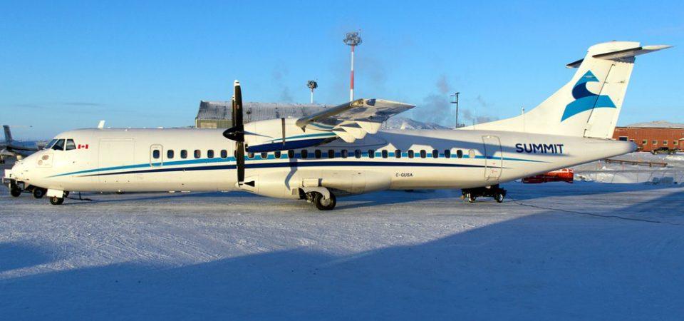 ATR Aircraft | Summit Air
